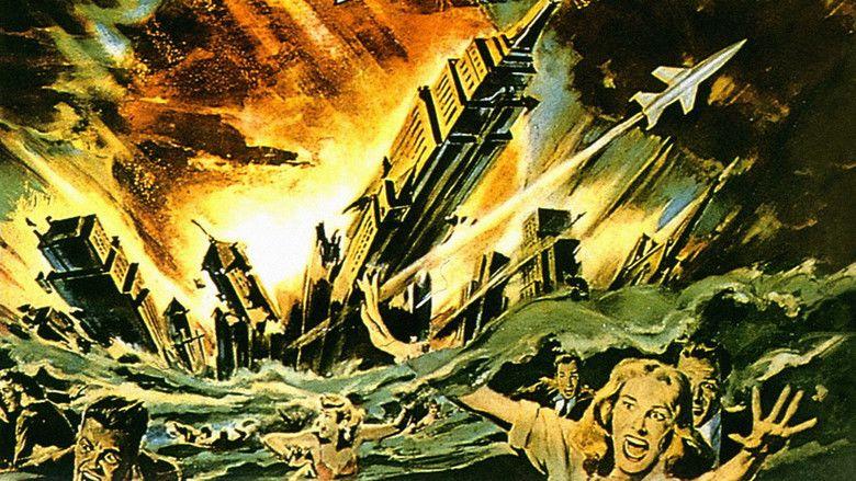 When Worlds Collide (1951 film) movie scenes