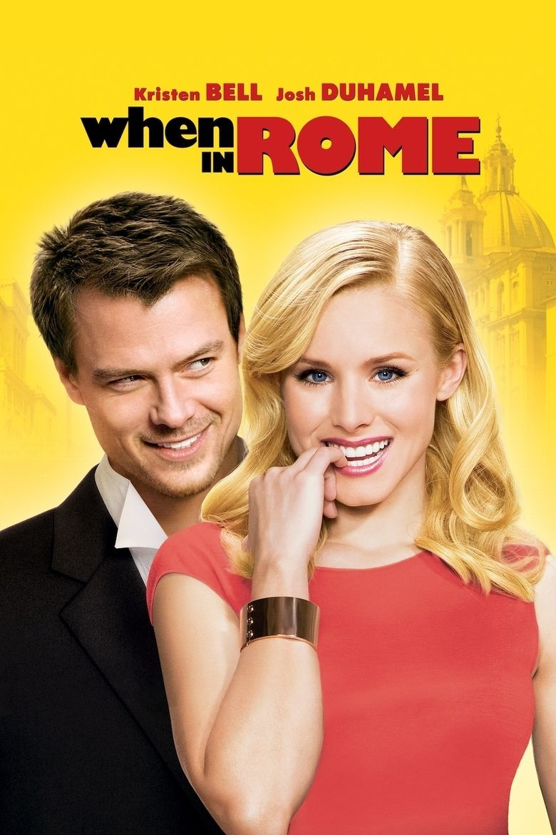 When in Rome (2010 film) movie poster