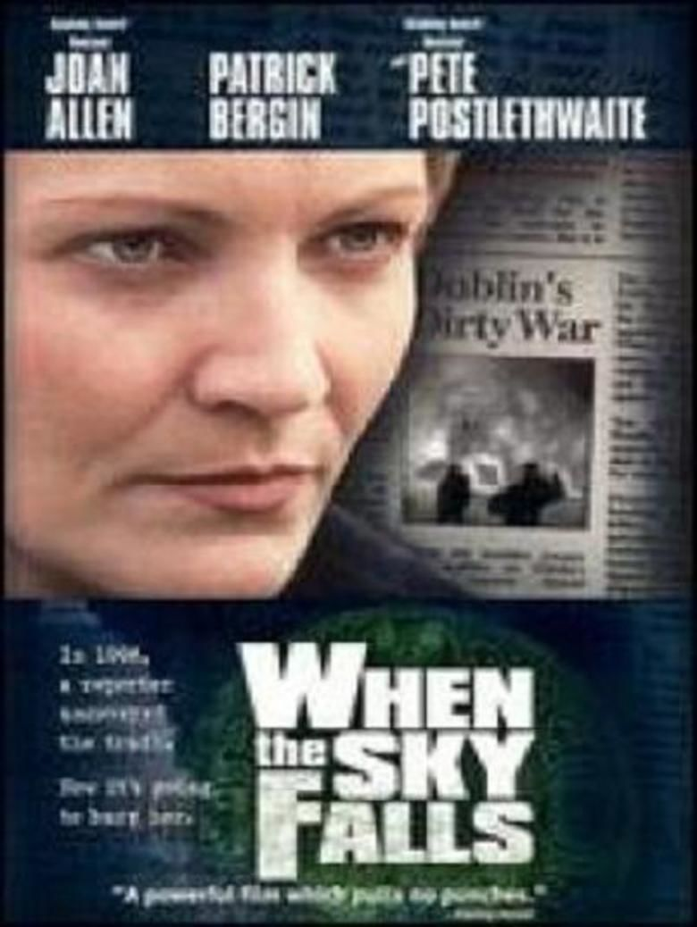 When the Sky Falls movie poster