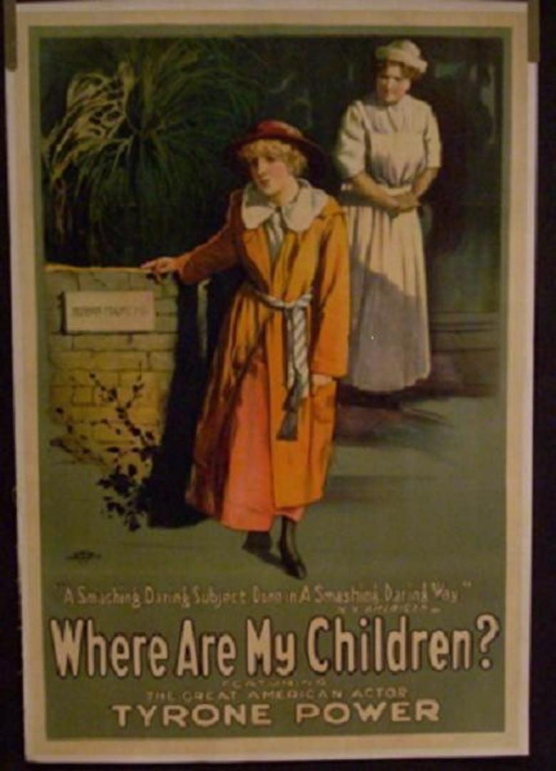 Where Are My Children movie poster