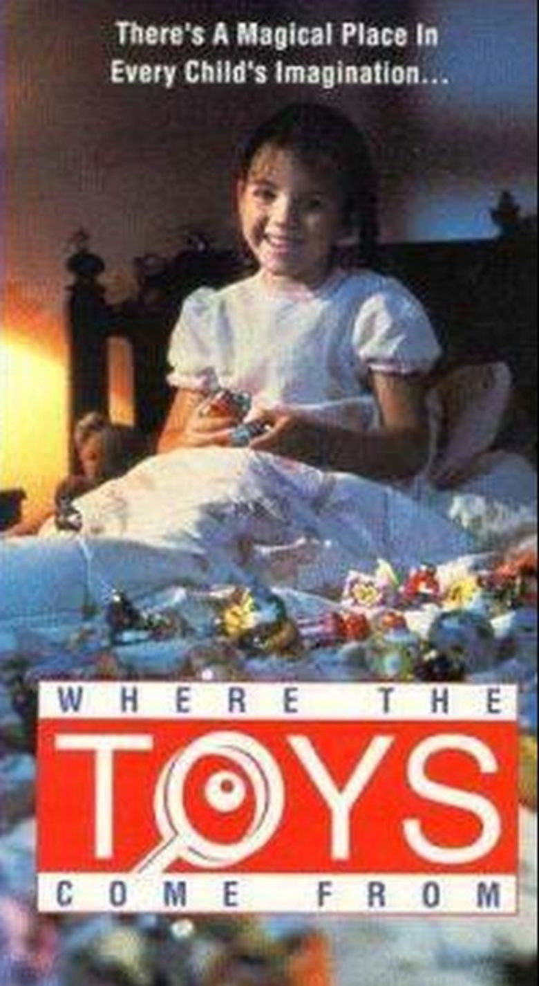Where the Toys Come From movie poster