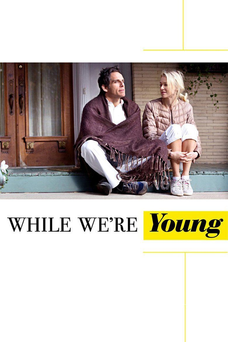 While Were Young (film) movie poster