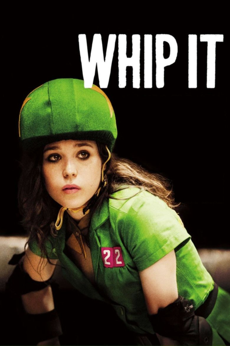 Whip It (film) movie poster