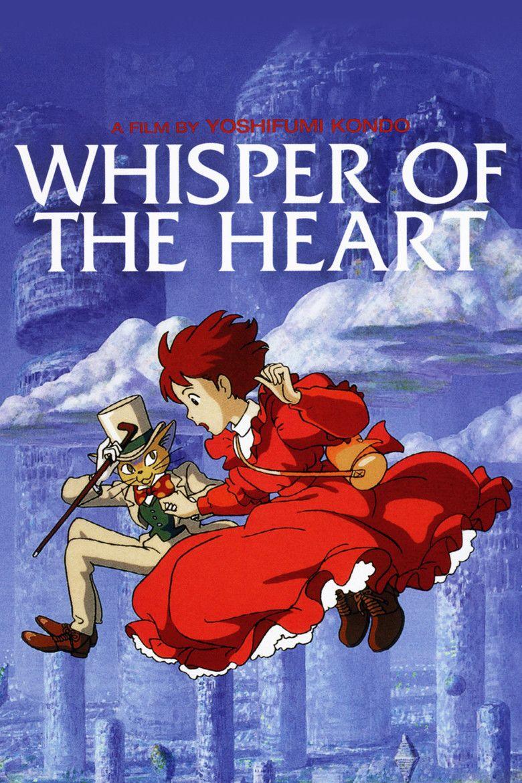 Whisper of the Heart movie poster