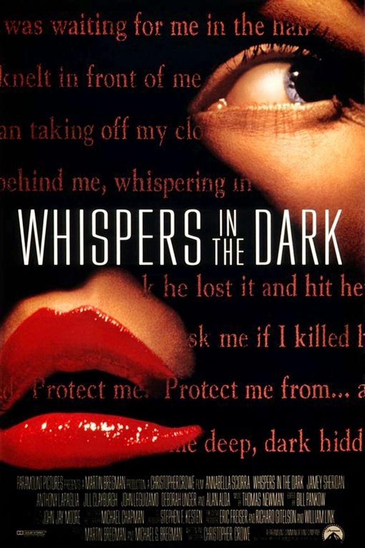 Whispers in the Dark (film) movie poster