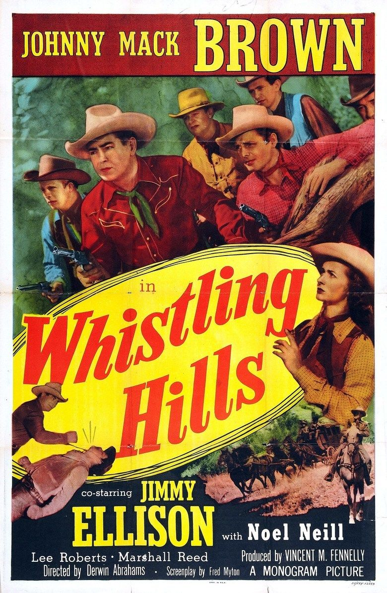 Whistling Hills movie poster