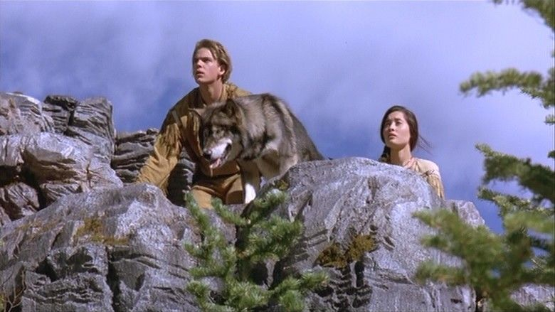 White Fang 2: Myth of the White Wolf movie scenes