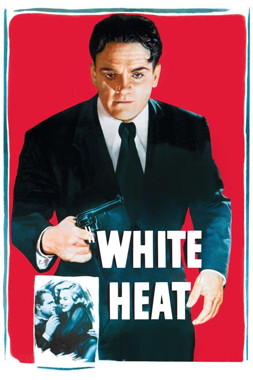 White Heat movie poster