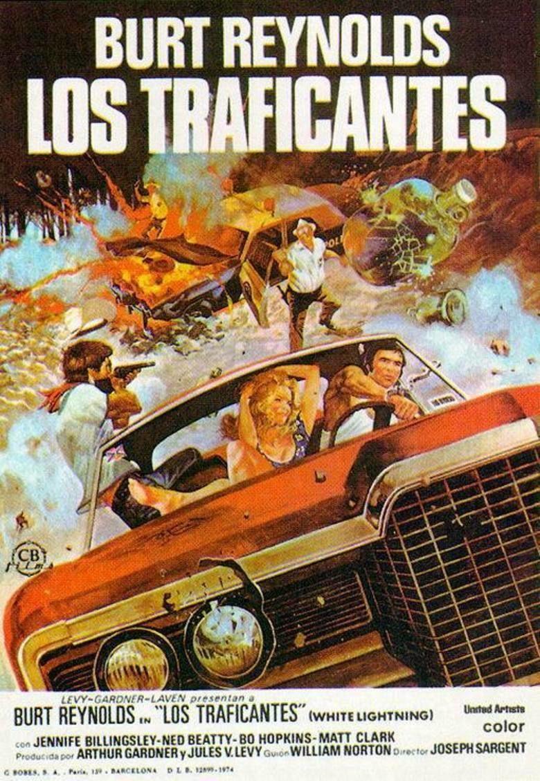White Lightning (1973 film) movie poster