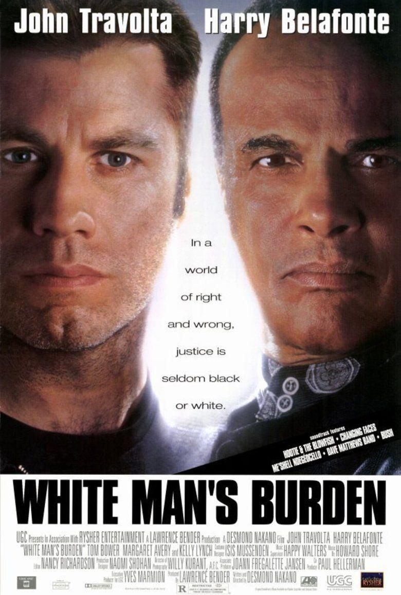 White Mans Burden (film) movie poster