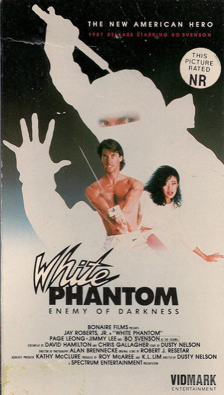 White Phantom (film) movie poster