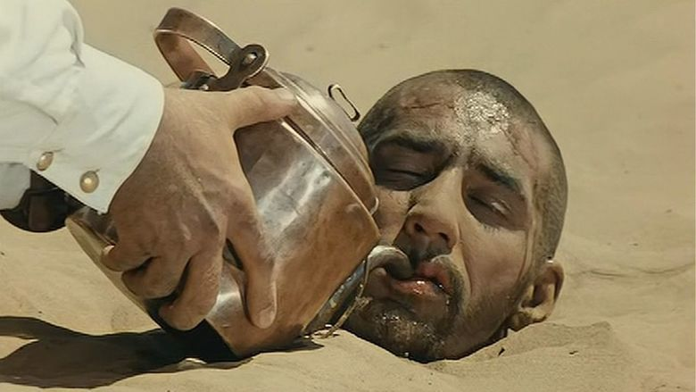 White Sun of the Desert movie scenes