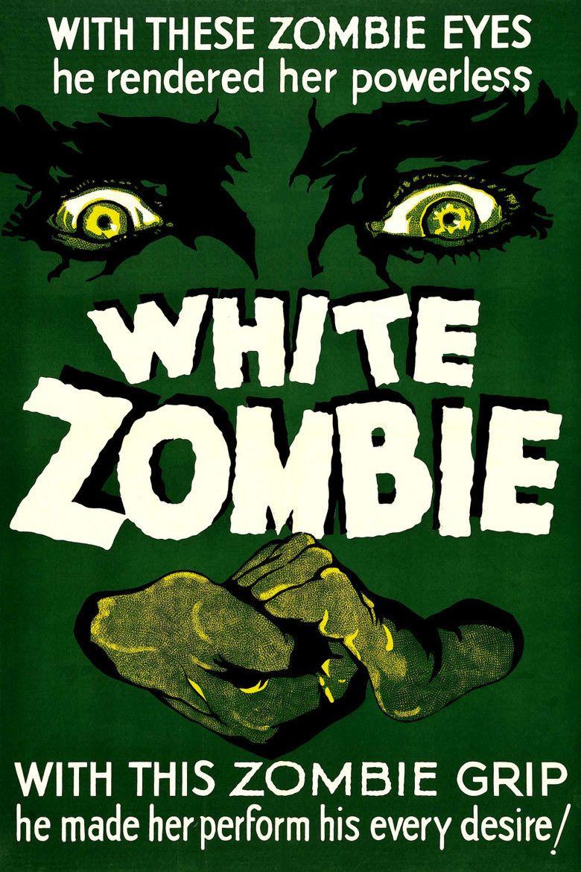 White Zombie (film) movie poster