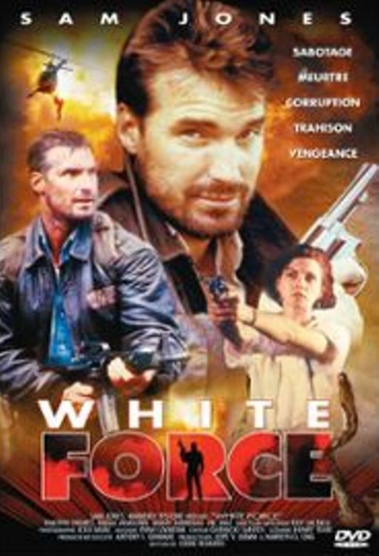 Whiteforce movie poster
