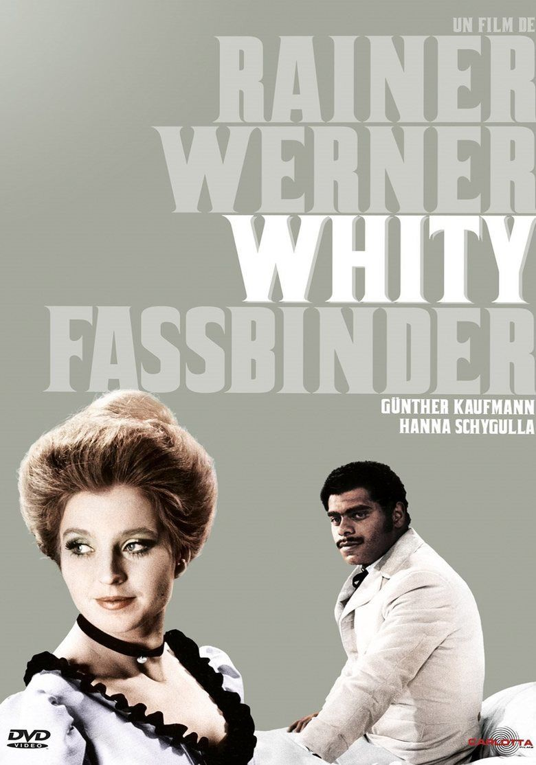 Whity (film) movie poster