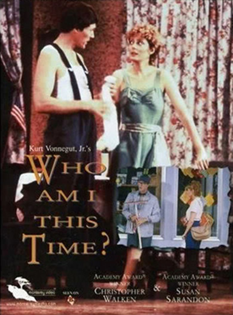 Who Am I This Time (film) movie poster