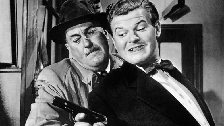 Who Done It (1956 film) movie scenes