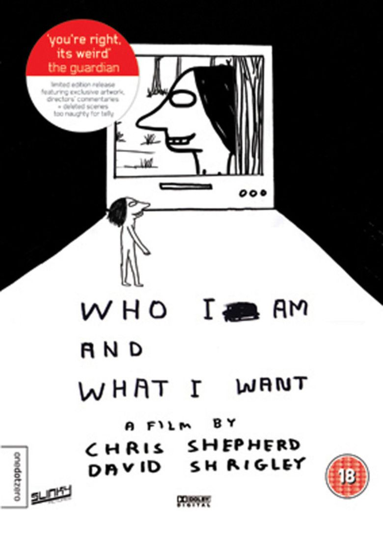 Who I Am And What I Want movie poster