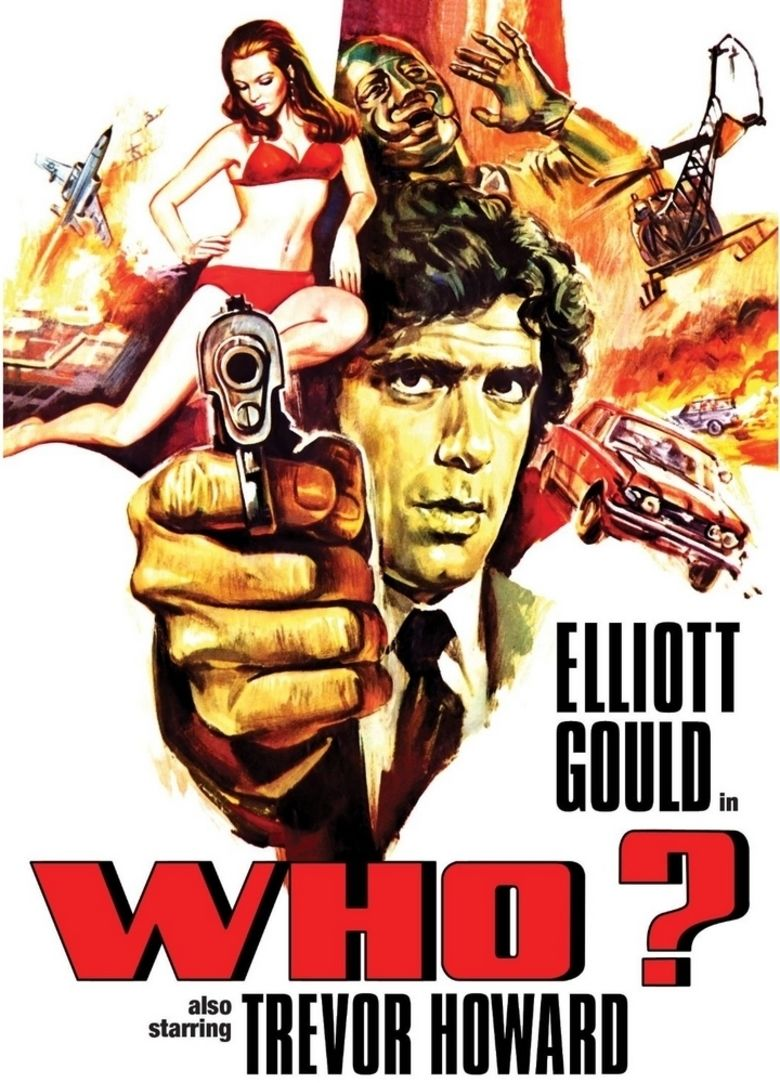 Who (novel) movie poster