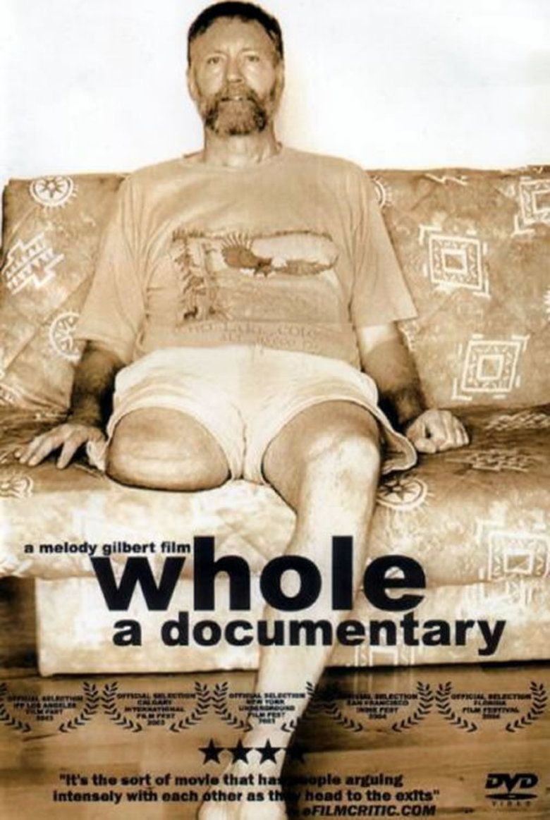 Whole (film) movie poster