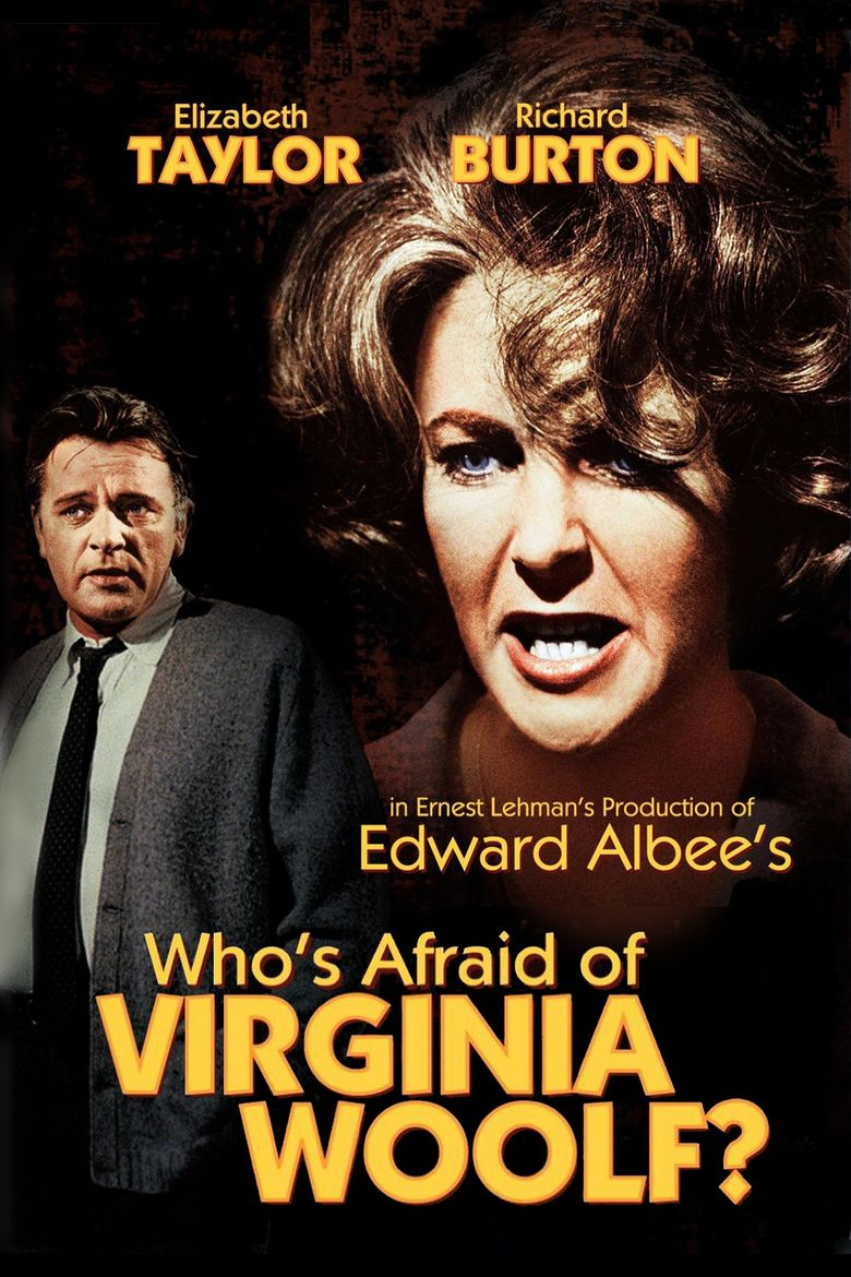 whos afraid of virginia woolf by edward albee essay Innervate leading undergraduate work in english studies, volume 3 (2010-2011), pp 86-91 power, struggle and control: an analysis of turn-taking in edward albee's who's afraid of virginia woolf.