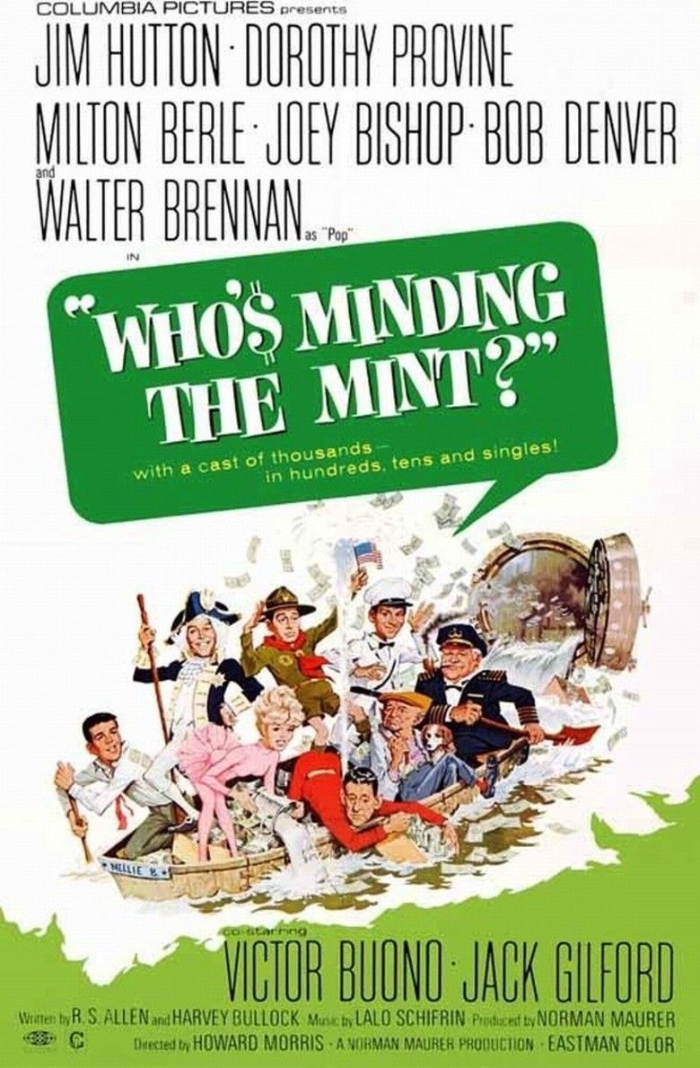 Whos Minding the Mint movie poster