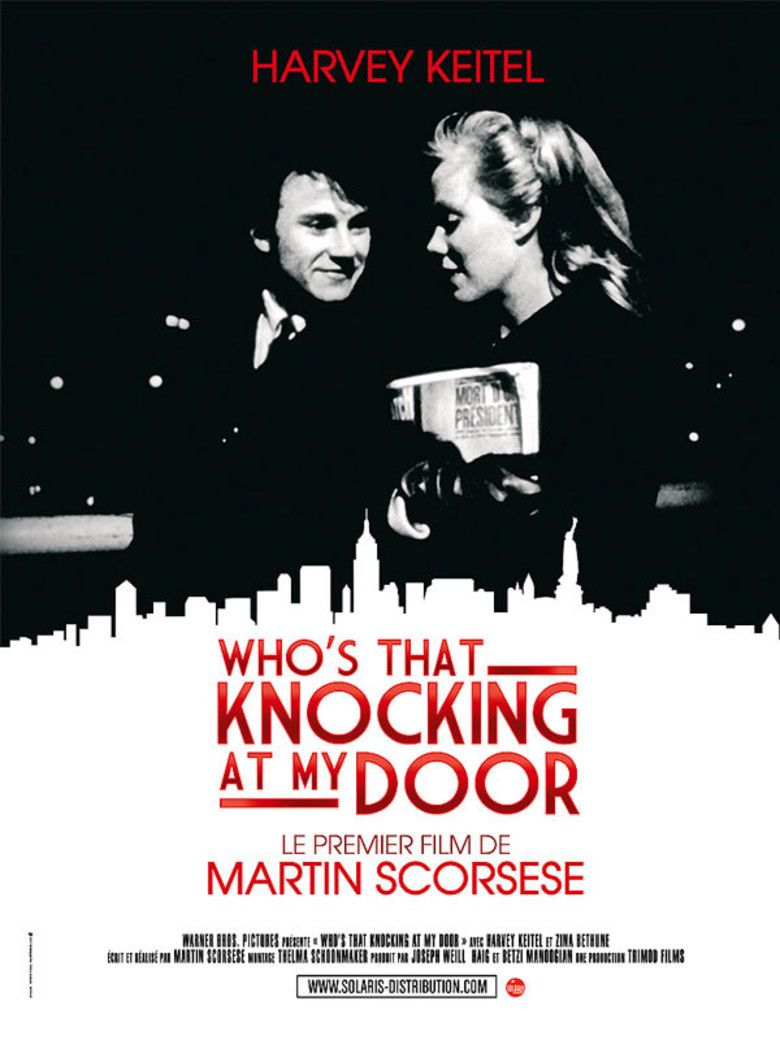 Whos That Knocking at My Door movie poster