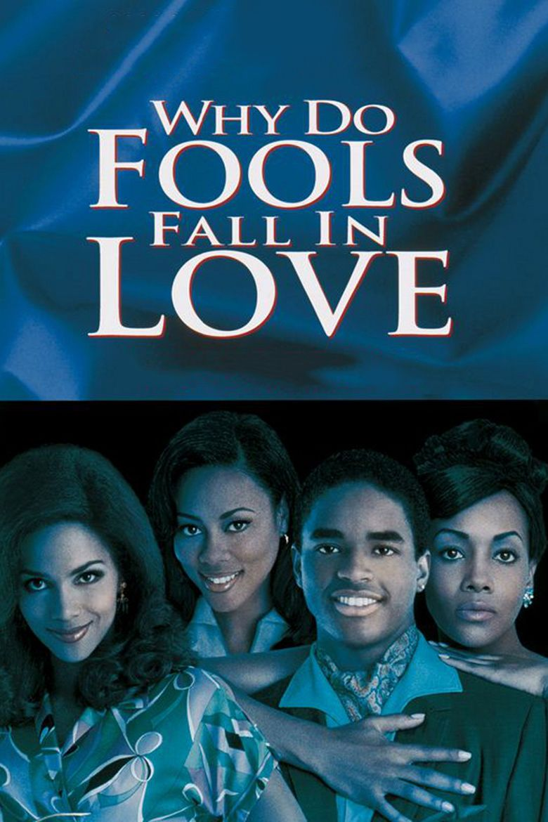 Why Do Fools Fall in Love (film) movie poster