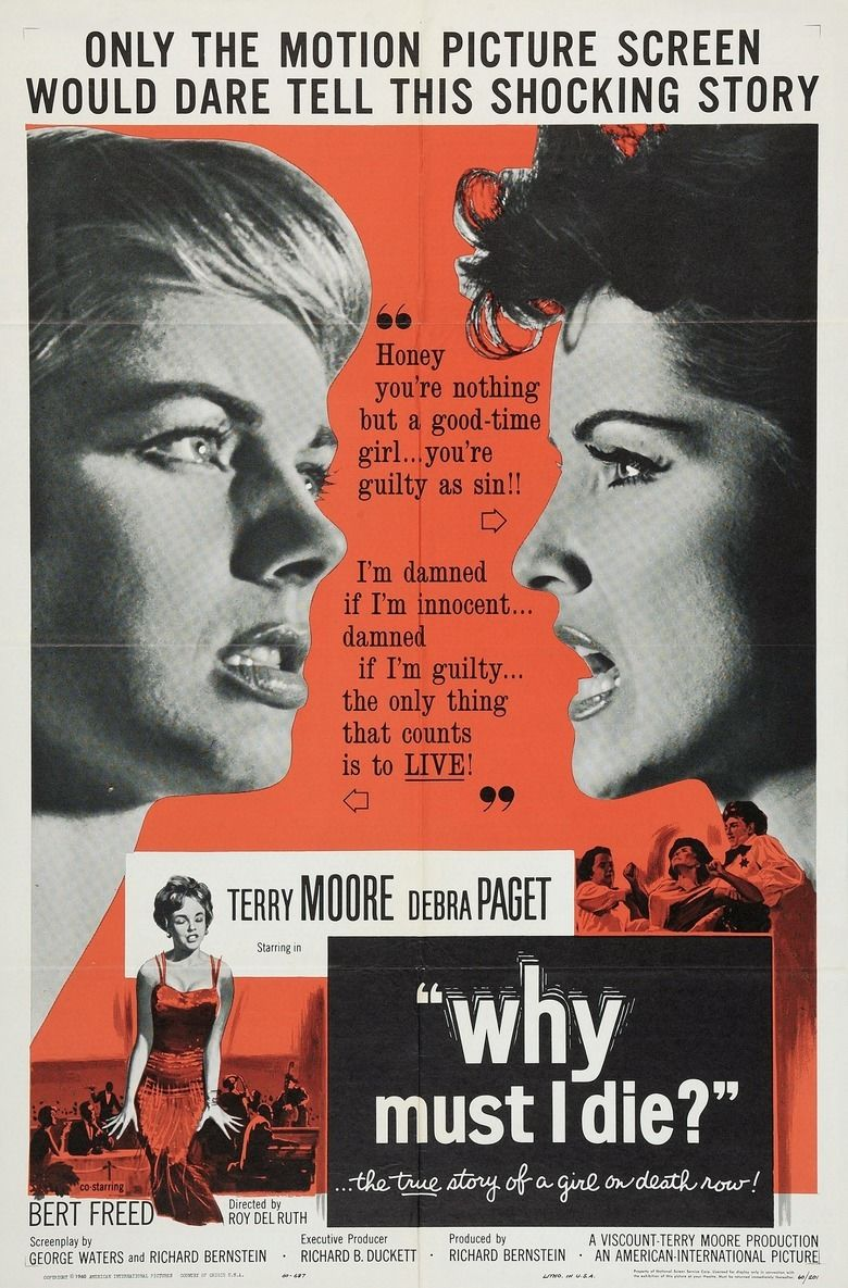 Why Must I Die movie poster