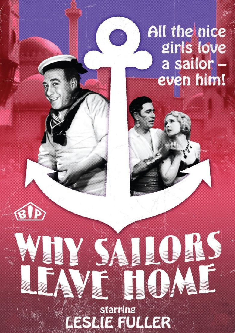 Why Sailors Leave Home movie poster