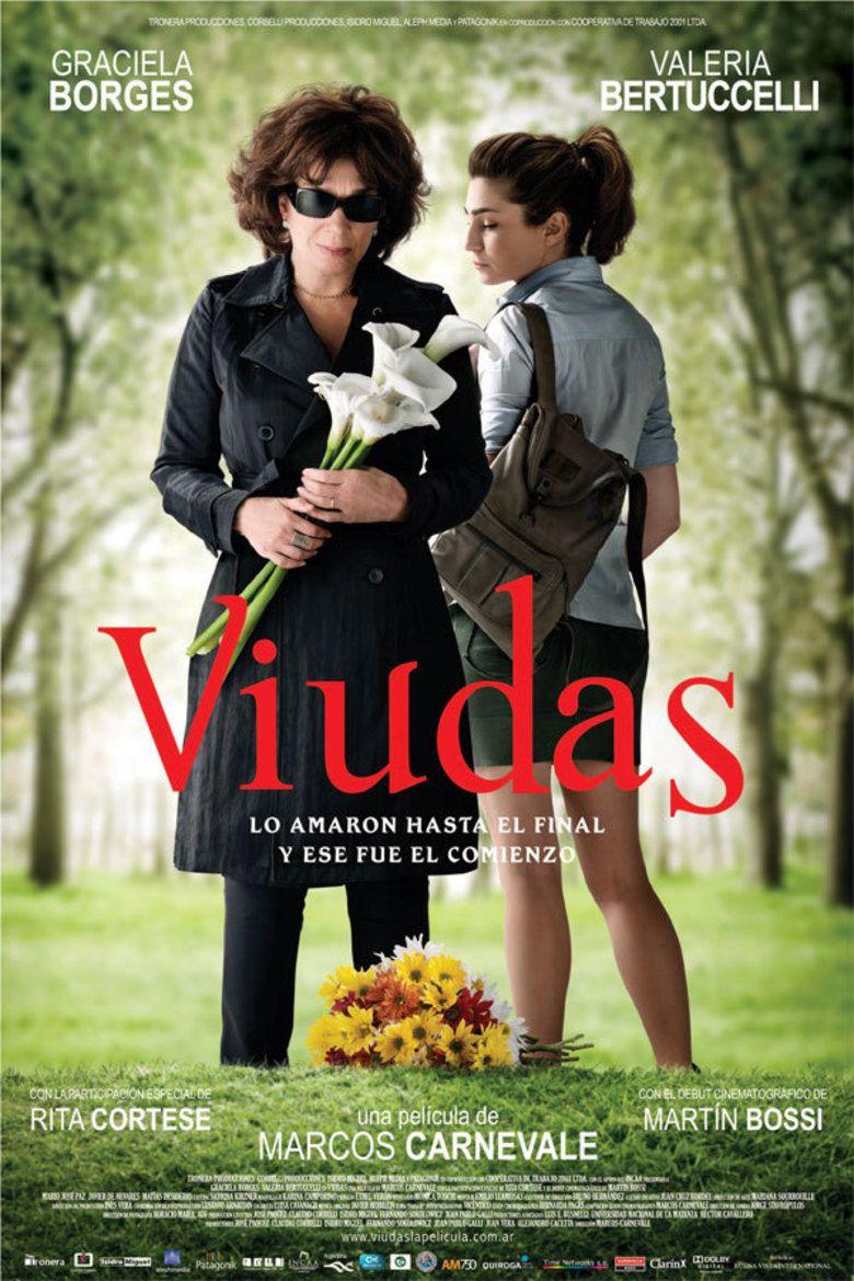 Widows (film) movie poster