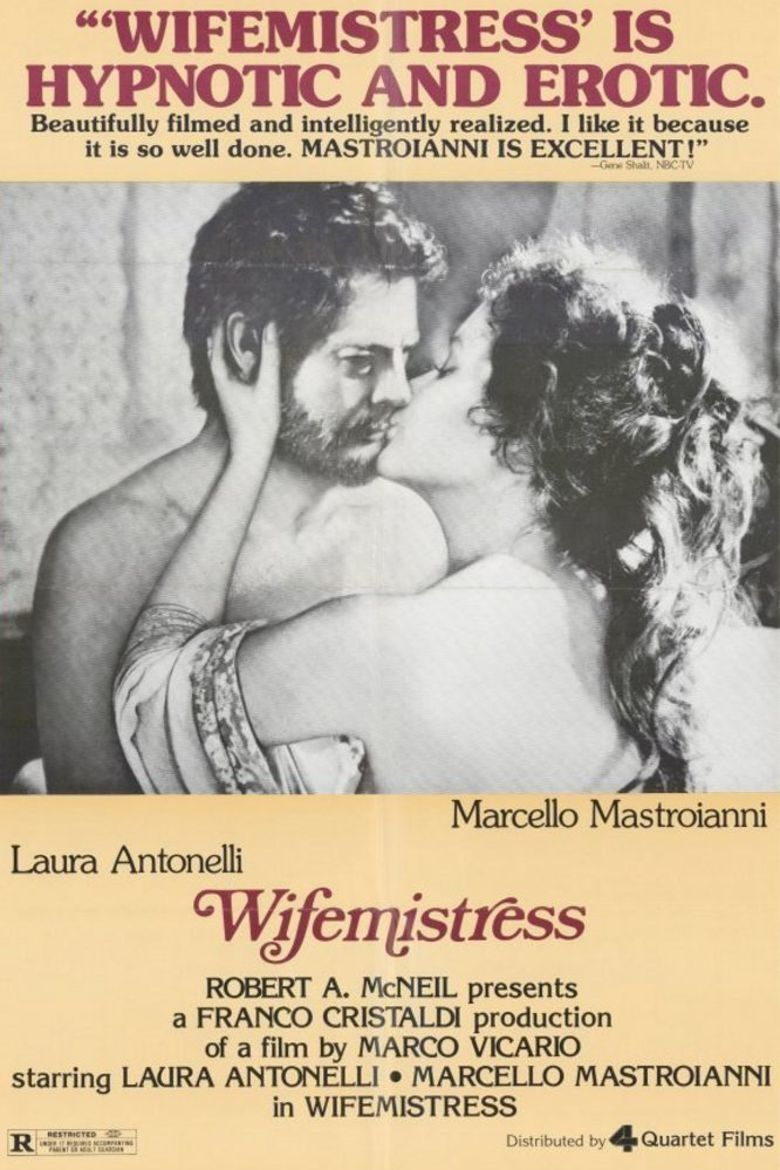 Wifemistress movie poster