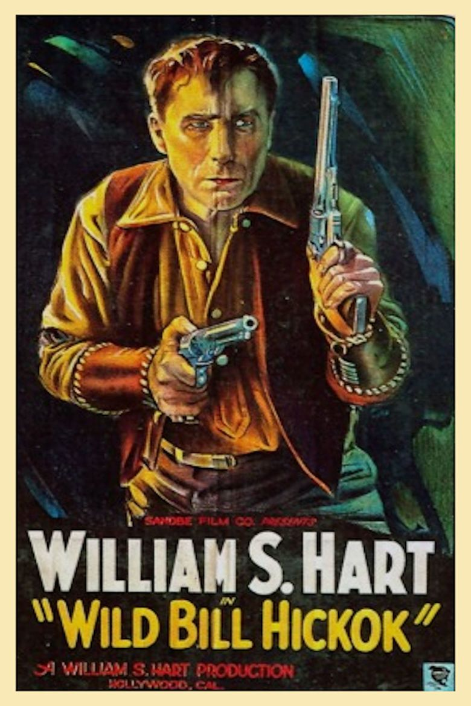 Wild Bill Hickok (film) movie poster