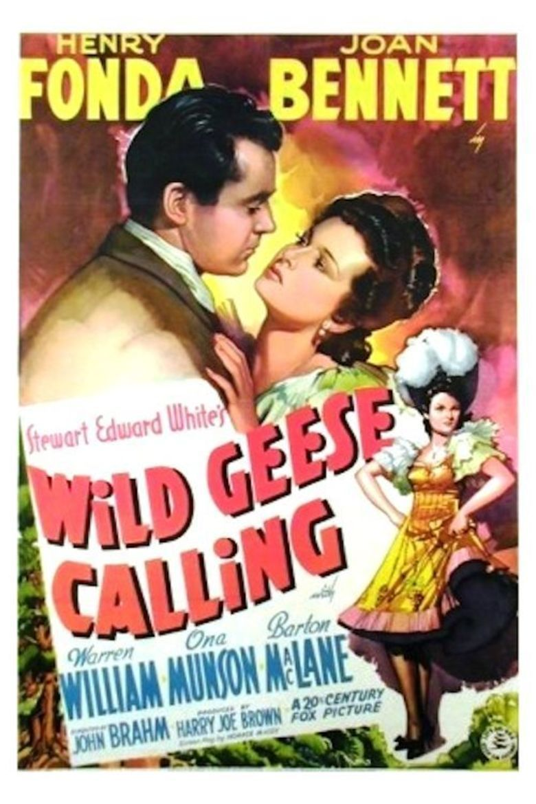 Wild Geese Calling movie poster