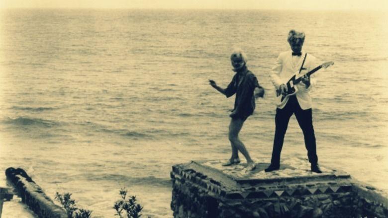 Wild Guitar movie scenes