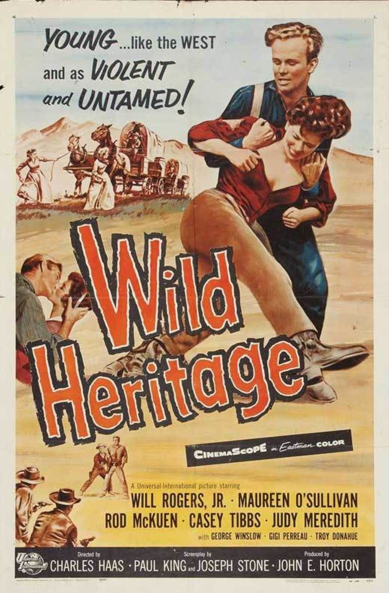 Wild Heritage movie poster