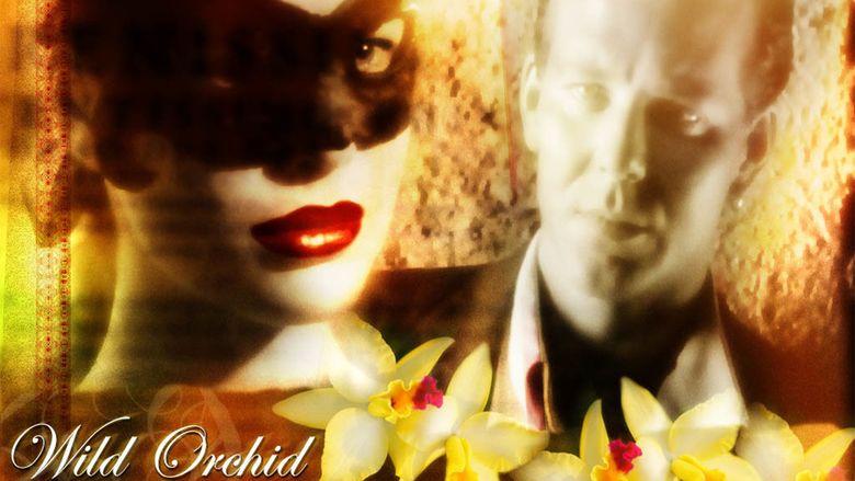 Wild Orchid (film) movie scenes