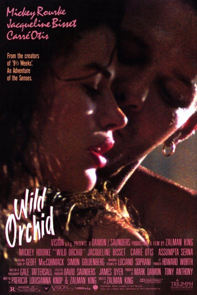 Wild Orchid (film) movie poster