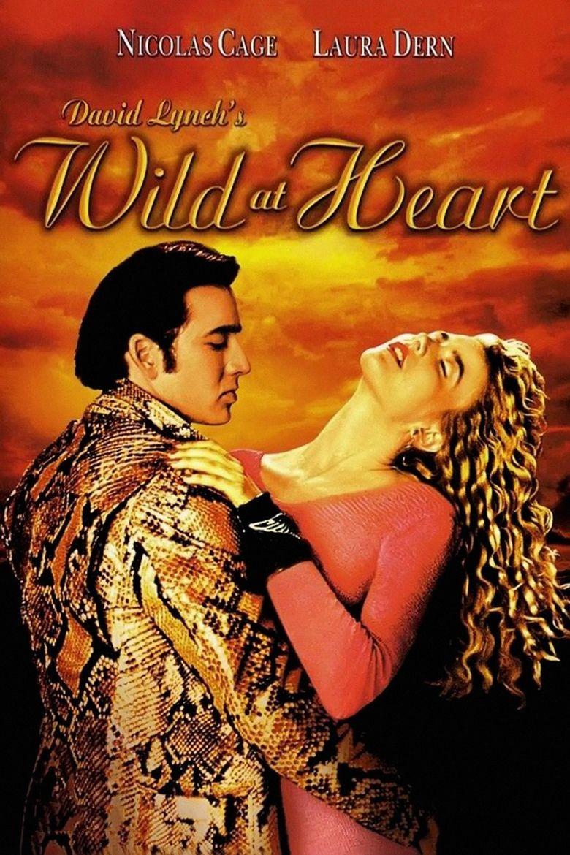 Wild at Heart (film) movie poster