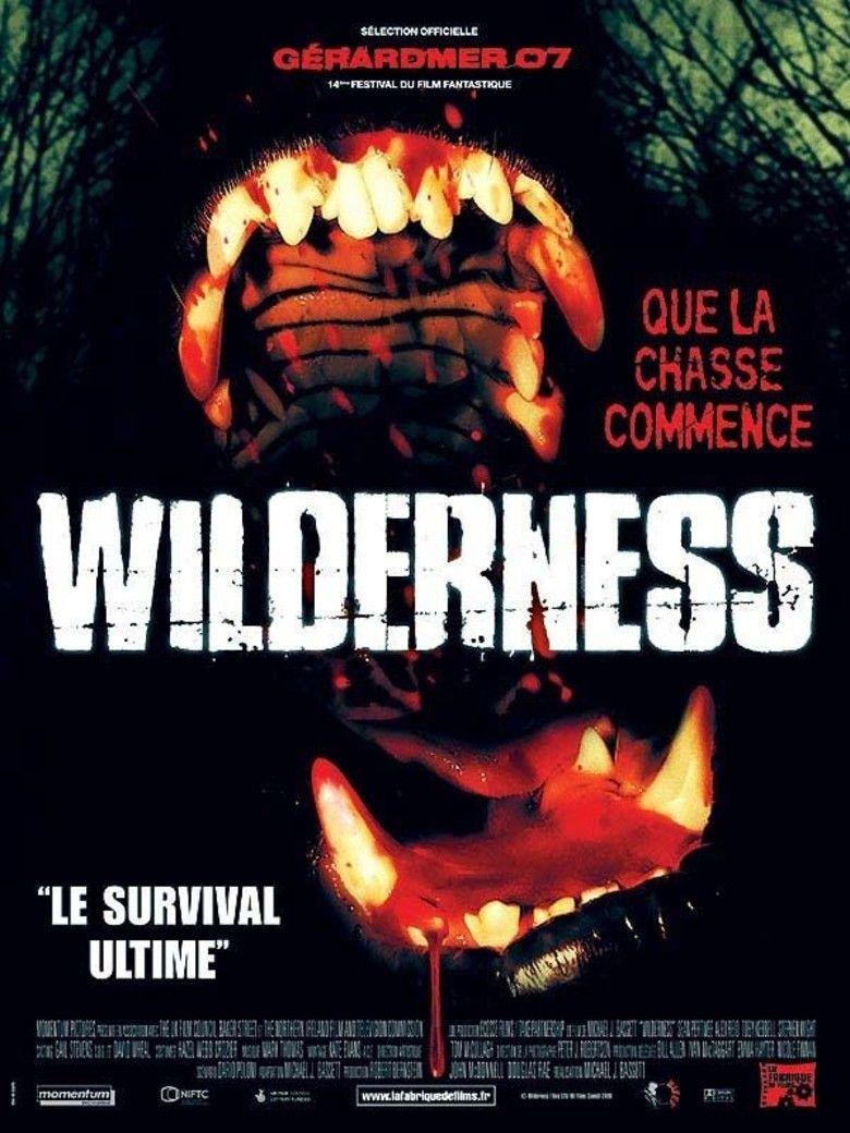 Wilderness (film) movie poster