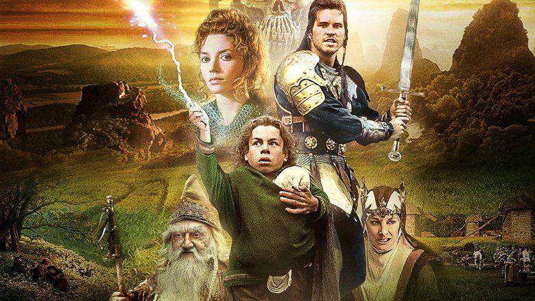 Willow (film) movie scenes