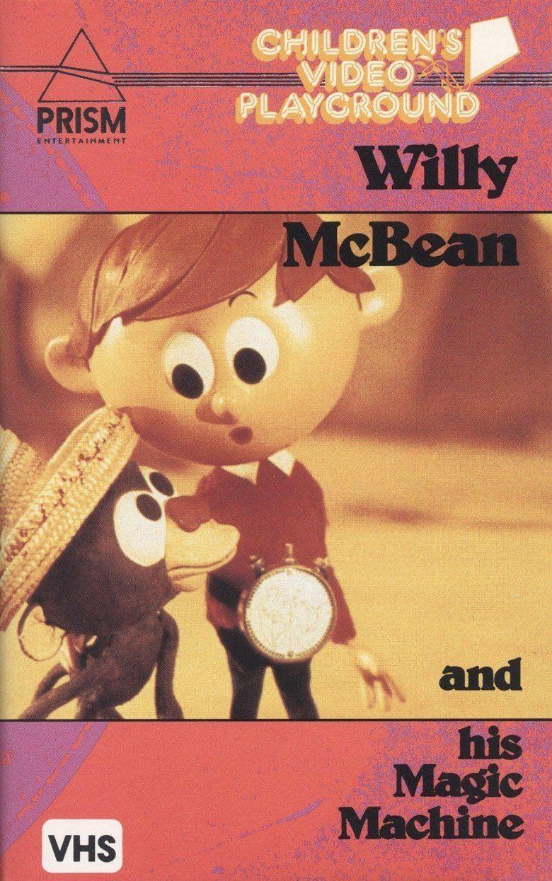 Willy McBean and his Magic Machine movie poster