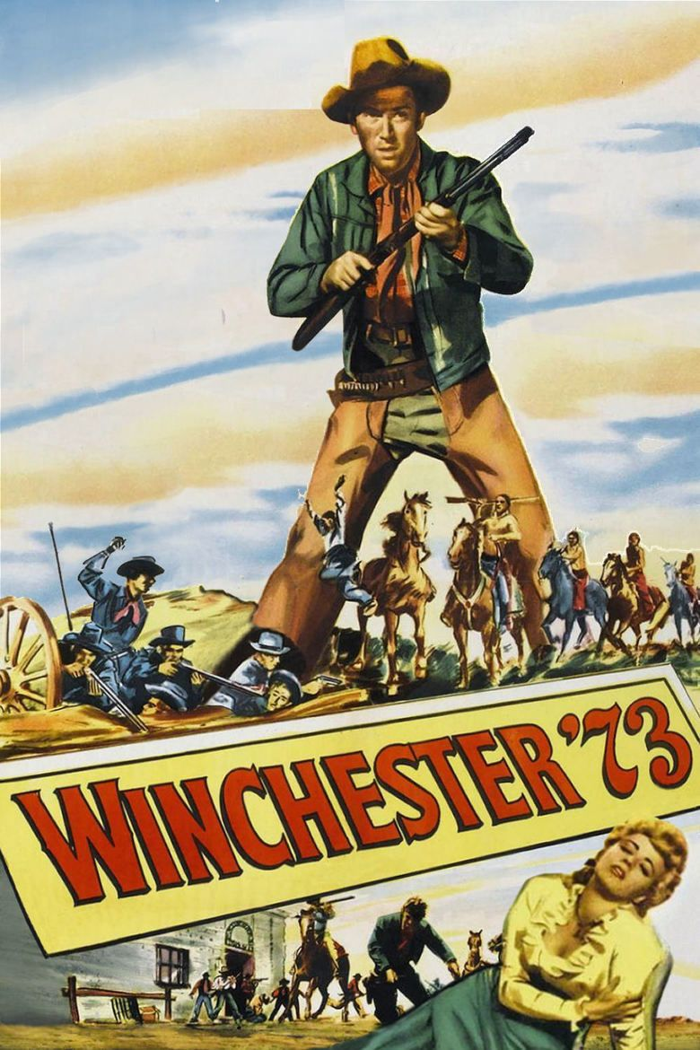 Winchester 73 movie poster