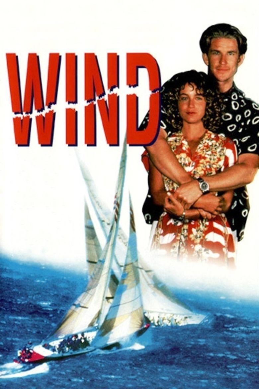 Wind (film) movie poster