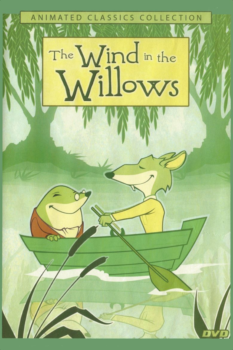 Wind in the Willows (1988 film) movie poster