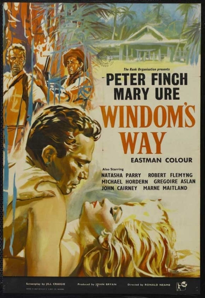 Windoms Way movie poster