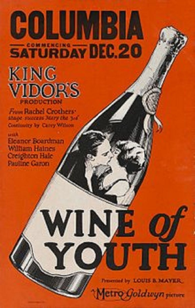 Wine of Youth movie poster
