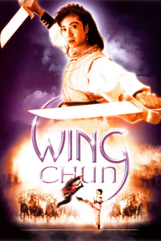 Wing Chun (film) movie poster