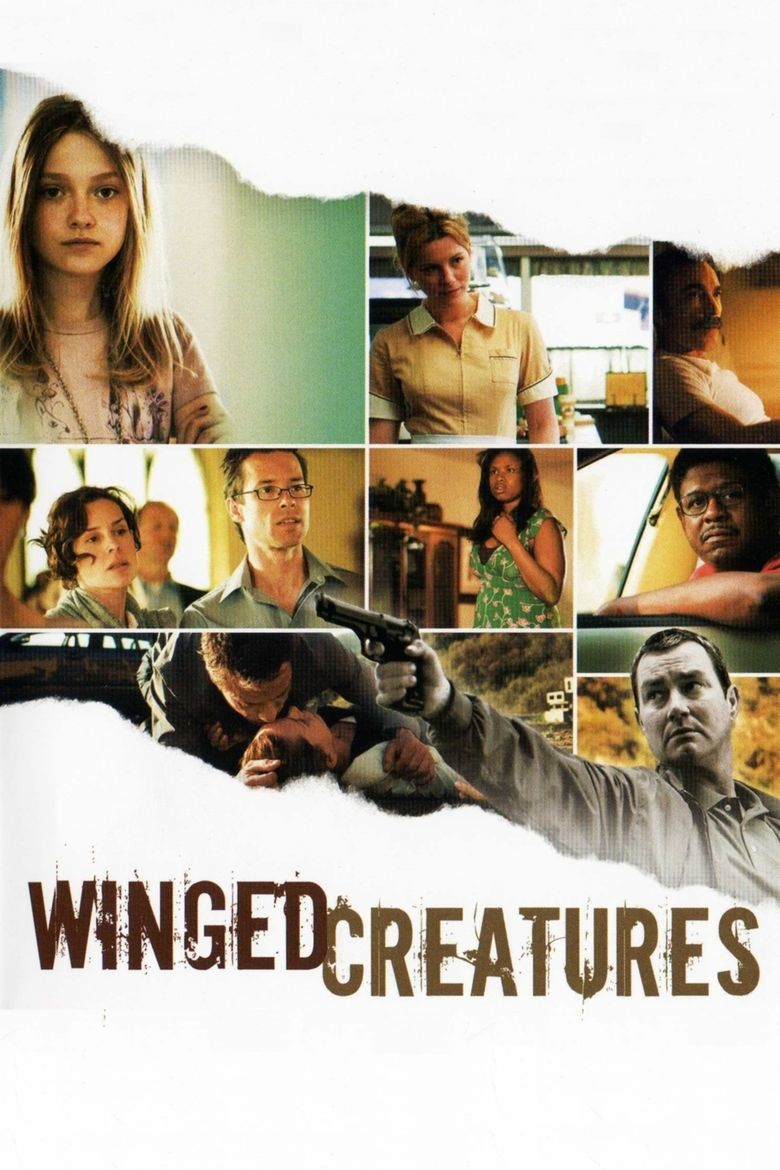 Winged Creatures (film) movie poster