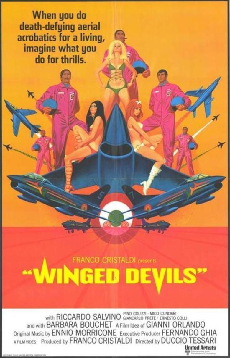 Winged Devils movie poster
